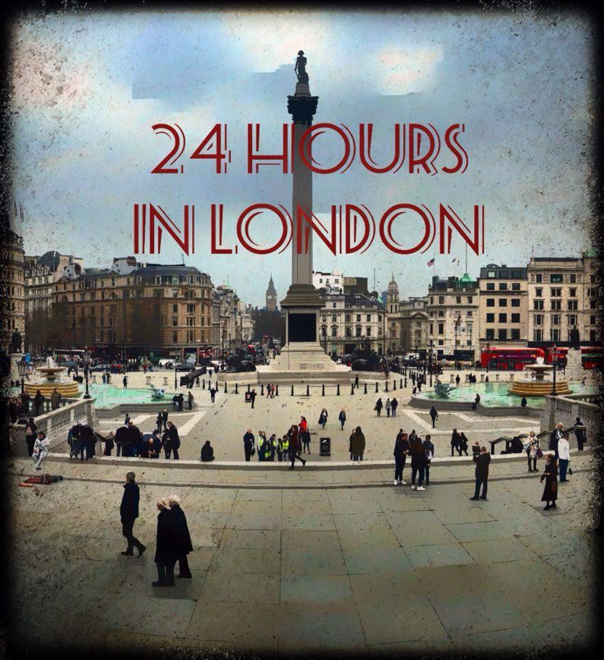 London in 24 hours