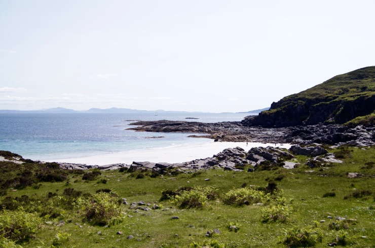 Point of Sleat Beach